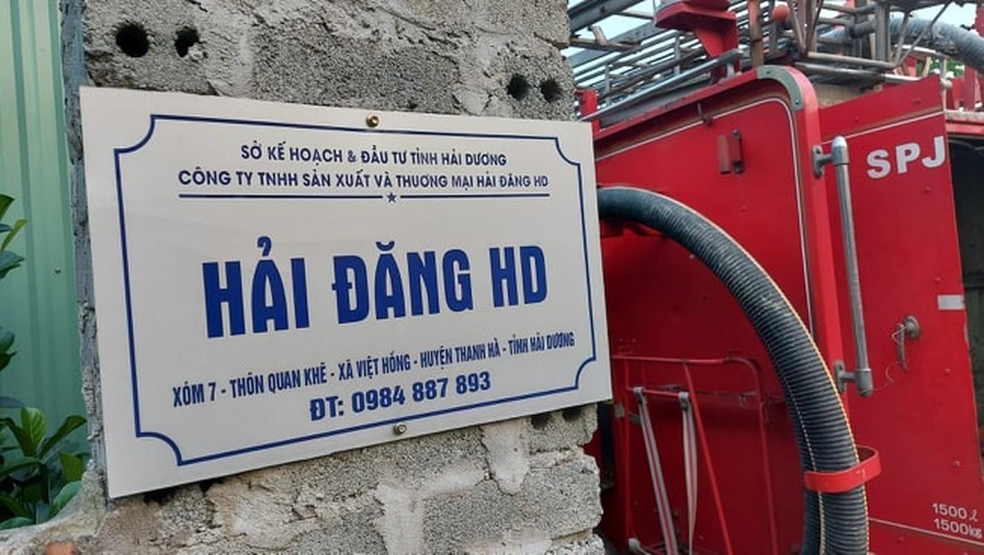Hai Duong: Xuong san xuat bat lua chay lon, thieu rui xe cho gas-Hinh-12