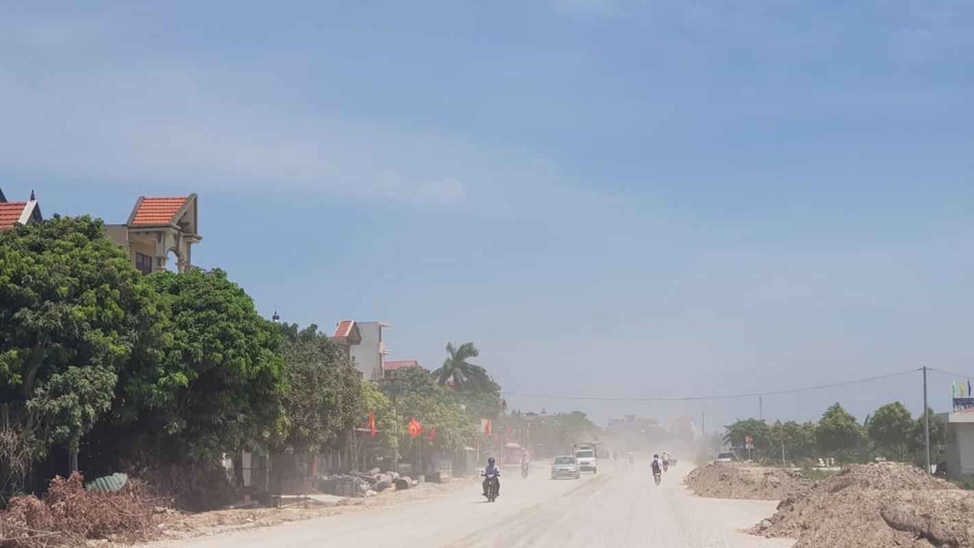 """Hai Duong: Cong ty Viet Thanh cai tao duong, dan khon kho vi """"bao bui""""-Hinh-6"""