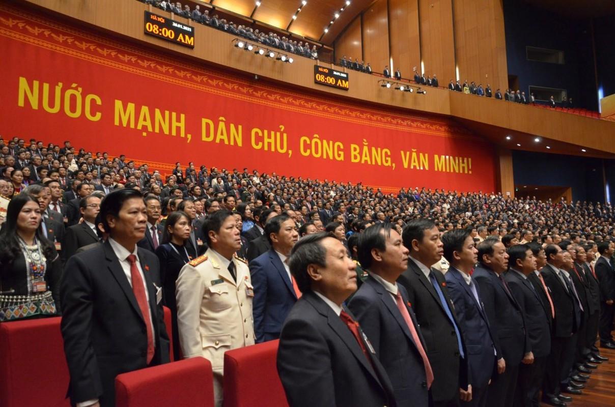Dai hoi Dang lan thu XIII: Toan canh phien khai mac-Hinh-3