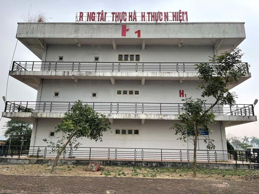 Chong dich COVID-19: Can canh Benh vien Da chien so 3 Hai Duong