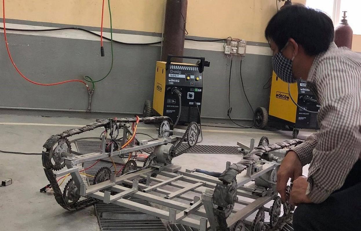 Can canh Robot van chuyen nhu yeu pham phong chong COVID-19-Hinh-4