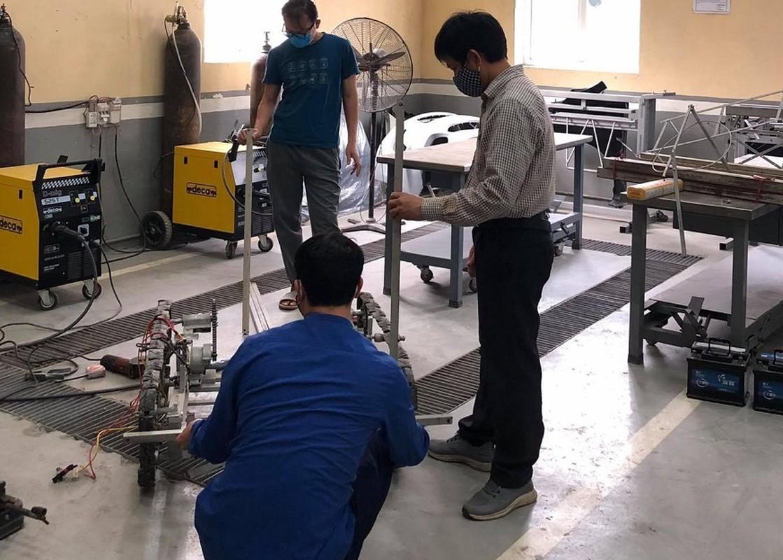 Can canh Robot van chuyen nhu yeu pham phong chong COVID-19-Hinh-5