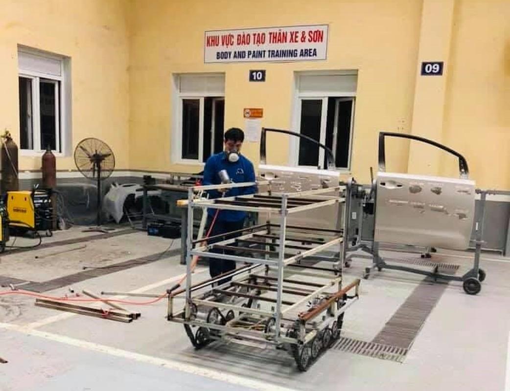 Can canh Robot van chuyen nhu yeu pham phong chong COVID-19-Hinh-6