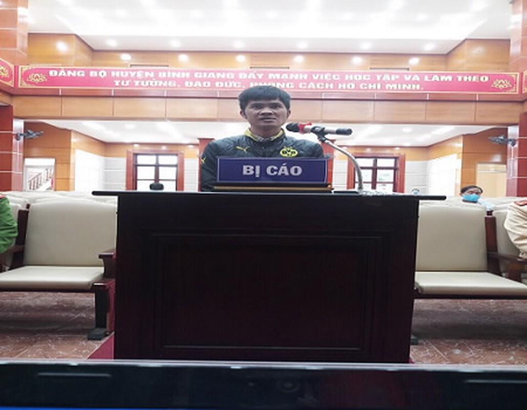 Cai ket cua doi tuong dam Pho cong an tai chot kiem soat COVID-19
