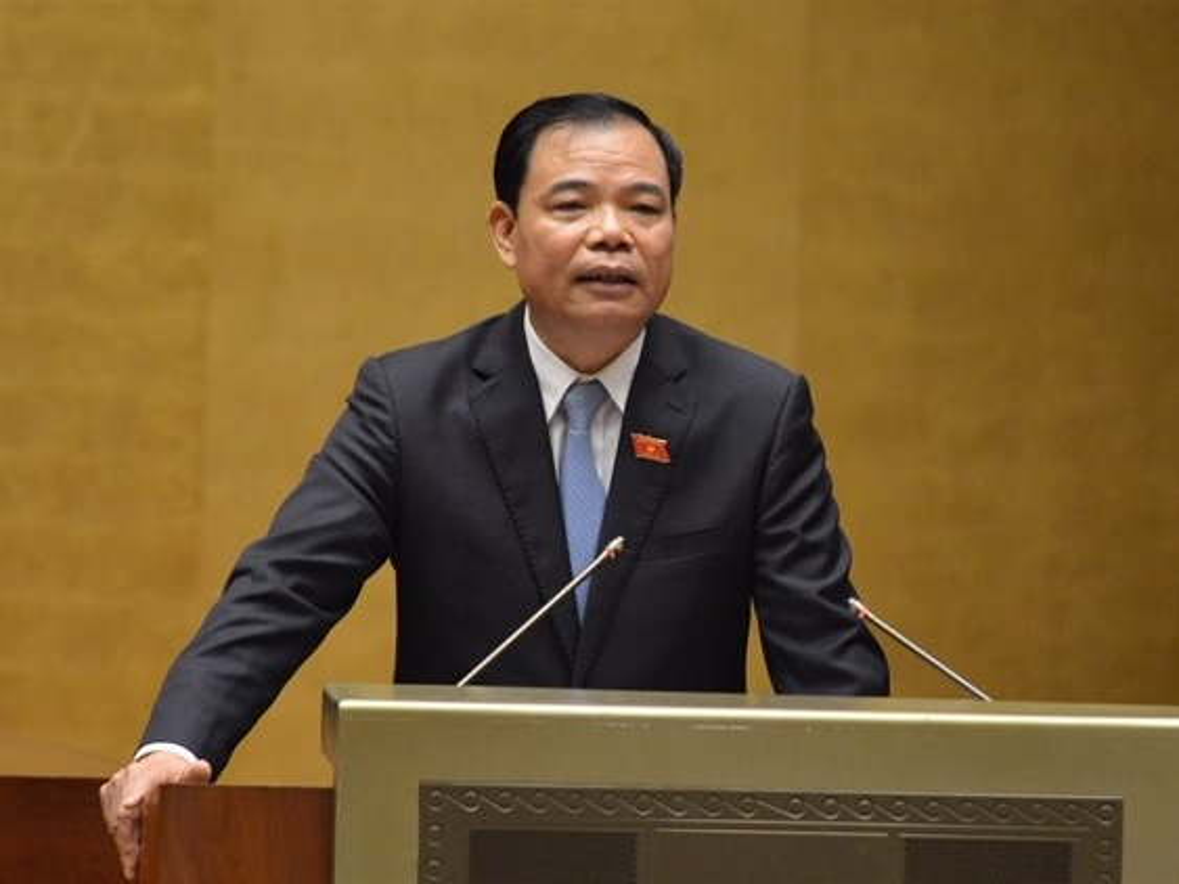 Mien nhiem Pho Thu tuong Trinh Dinh Dung va 12 thanh vien Chinh phu-Hinh-6