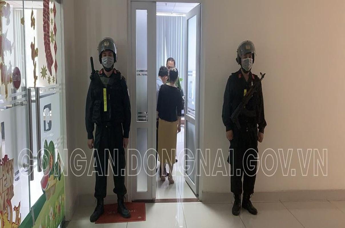Vu xang gia Dong Nai: Bat tam giam mot lanh dao Petrolimex Long An-Hinh-5