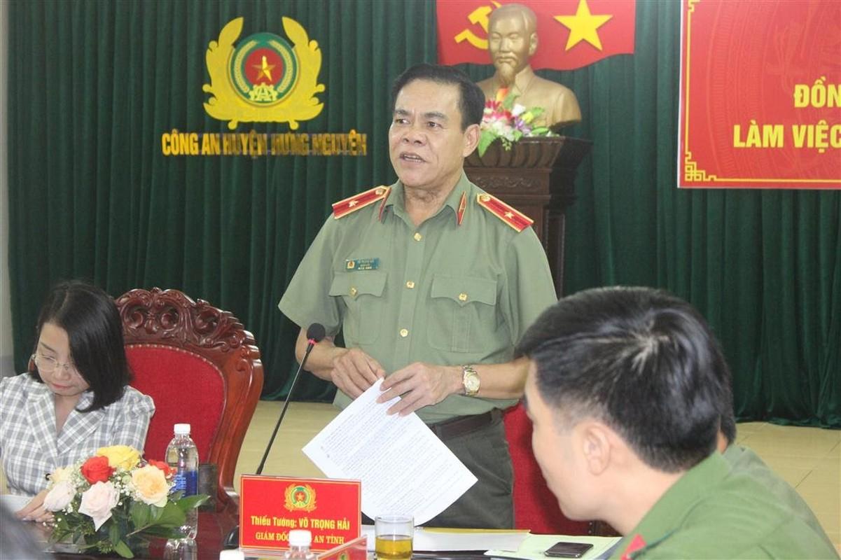 Thieu tuong Vo Trong Hai duoc bau giu chuc Chu tich UBND tinh Ha Tinh-Hinh-8