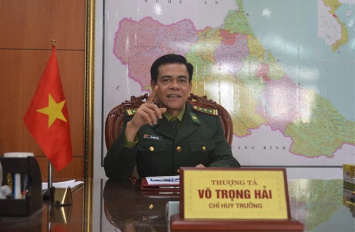 Thieu tuong Vo Trong Hai duoc bau giu chuc Chu tich UBND tinh Ha Tinh-Hinh-9