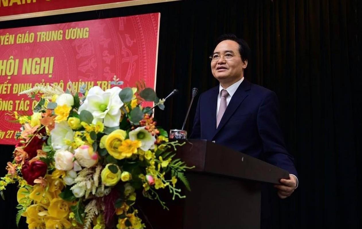 Ong Phung Xuan Nha giu chuc Pho Truong Ban Tuyen giao Trung uong-Hinh-3