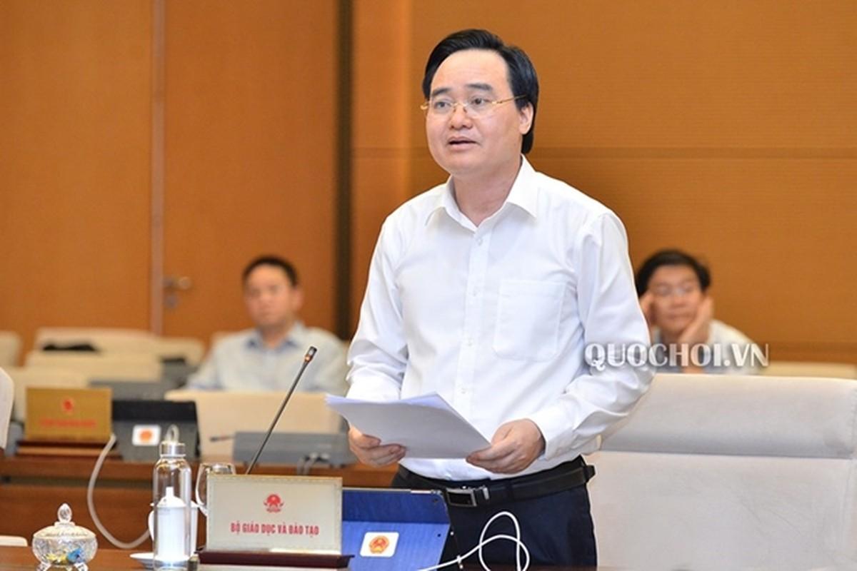 Ong Phung Xuan Nha giu chuc Pho Truong Ban Tuyen giao Trung uong-Hinh-7