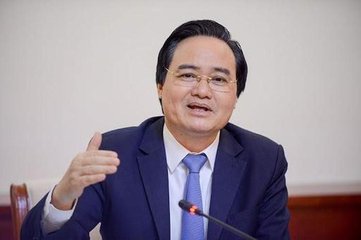 Ong Phung Xuan Nha giu chuc Pho Truong Ban Tuyen giao Trung uong-Hinh-8