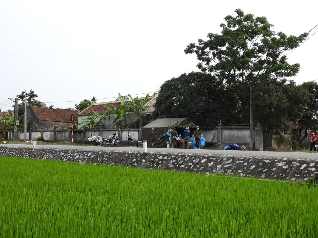 Phong toa noi o cua ca mac COVID-19 tai Ha Nam, dong cua KDL Tam Chuc-Hinh-14