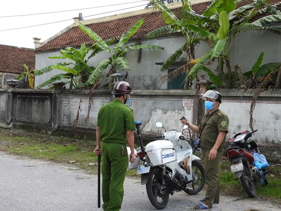 Phong toa noi o cua ca mac COVID-19 tai Ha Nam, dong cua KDL Tam Chuc-Hinh-3