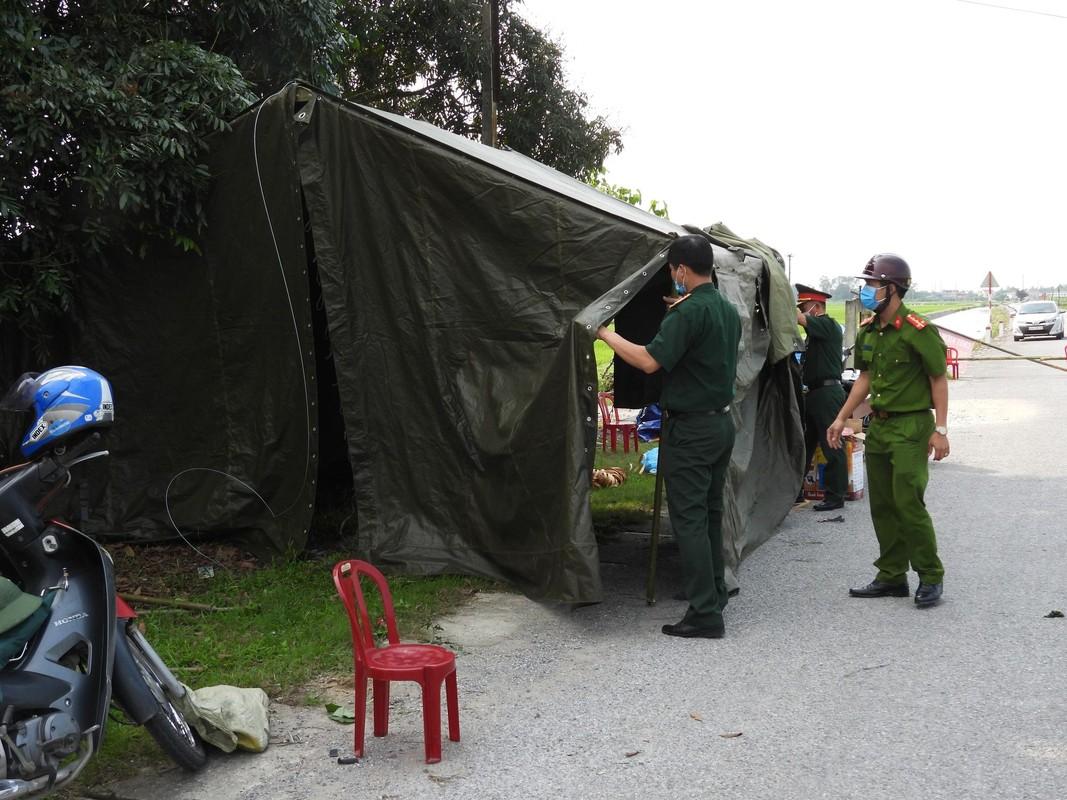 Phong toa noi o cua ca mac COVID-19 tai Ha Nam, dong cua KDL Tam Chuc-Hinh-4