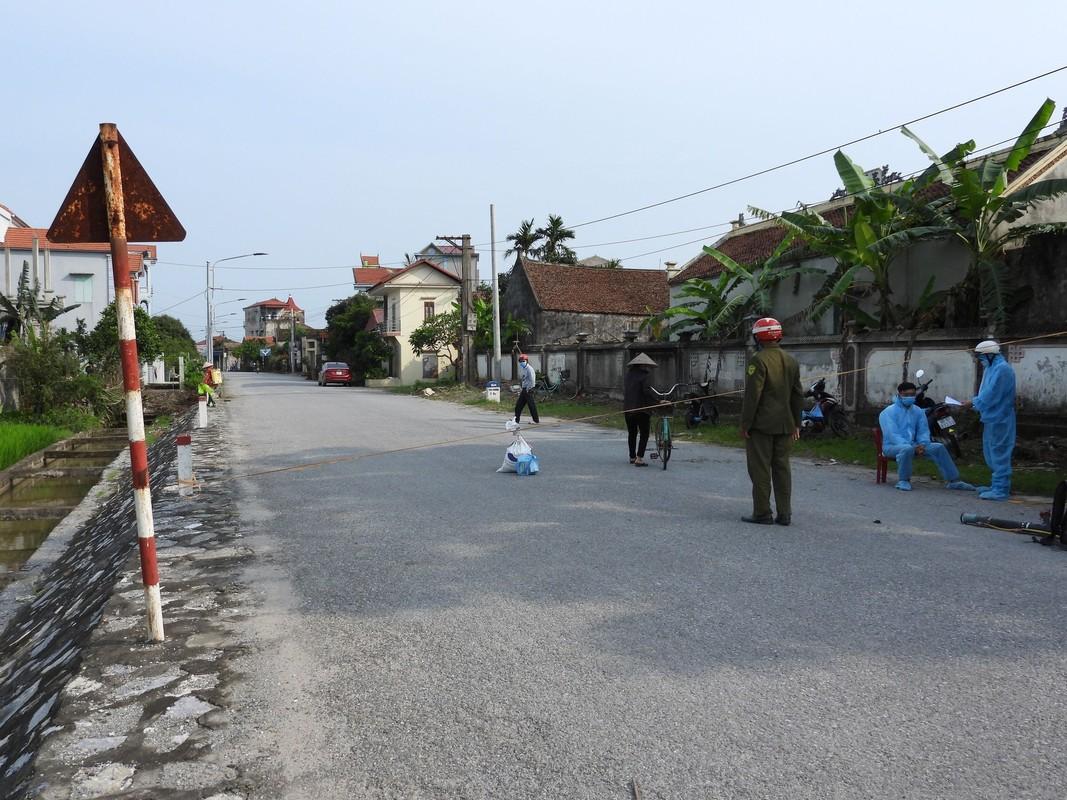 Phong toa noi o cua ca mac COVID-19 tai Ha Nam, dong cua KDL Tam Chuc-Hinh-5