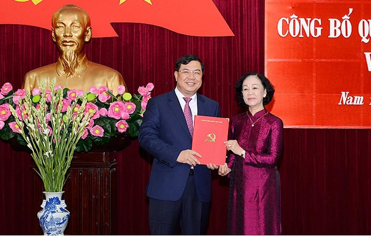 Pho Truong ban Noi chinh Trung uong lam Bi thu Tinh uy Nam Dinh-Hinh-4