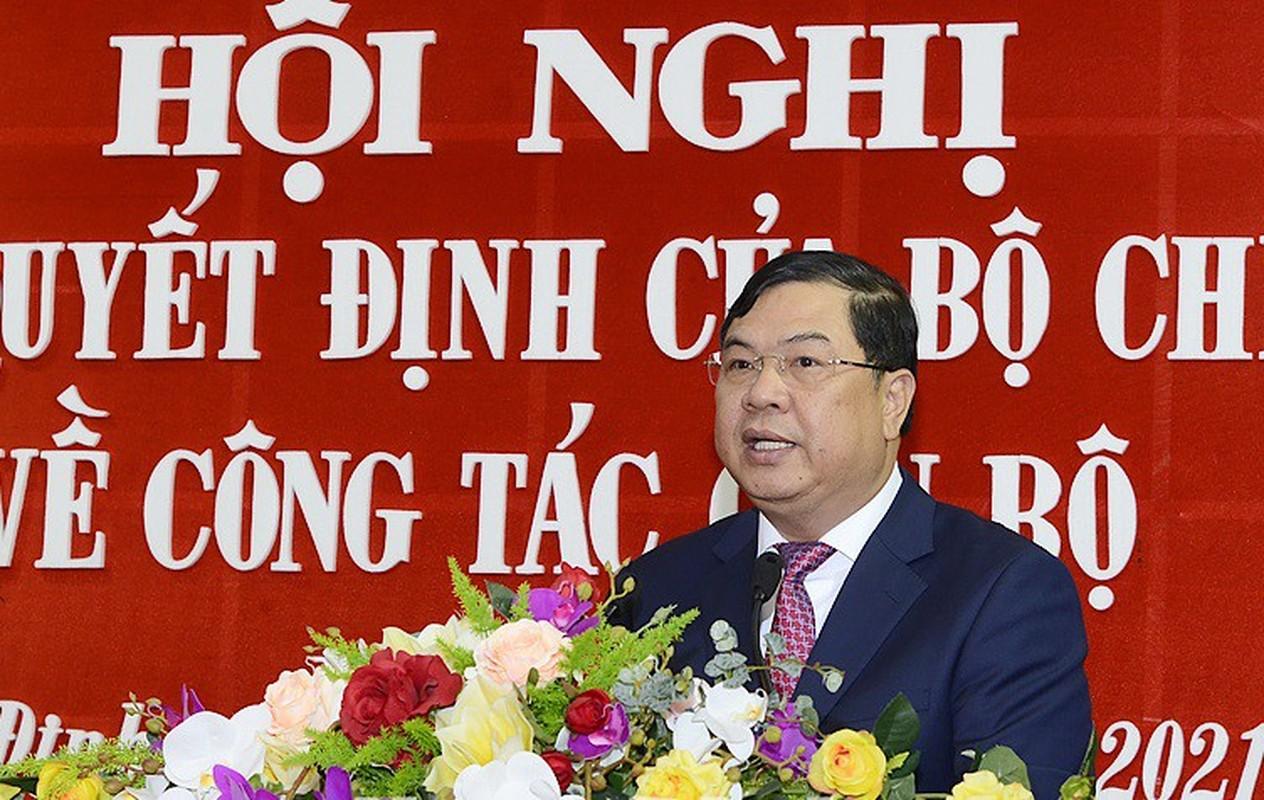 6 tan Bi thu Thanh uy, Tinh uy vua duoc Bo Chinh tri bo nhiem-Hinh-4