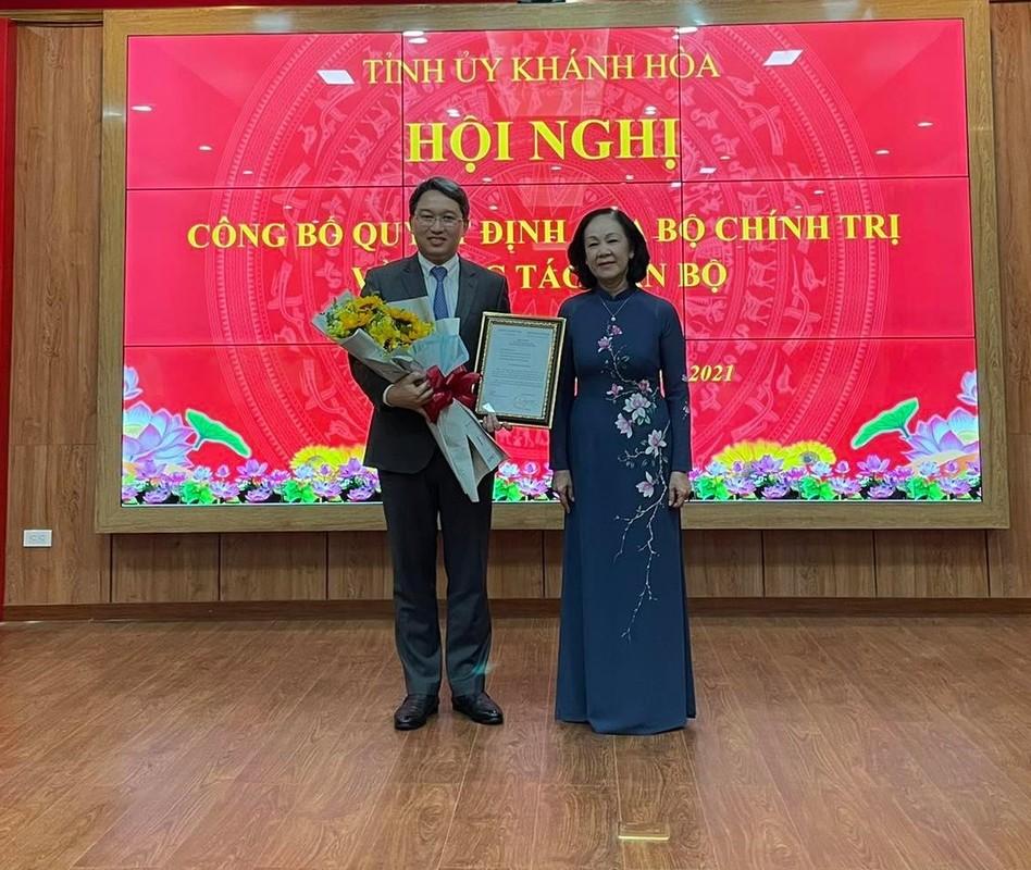 6 tan Bi thu Thanh uy, Tinh uy vua duoc Bo Chinh tri bo nhiem-Hinh-5