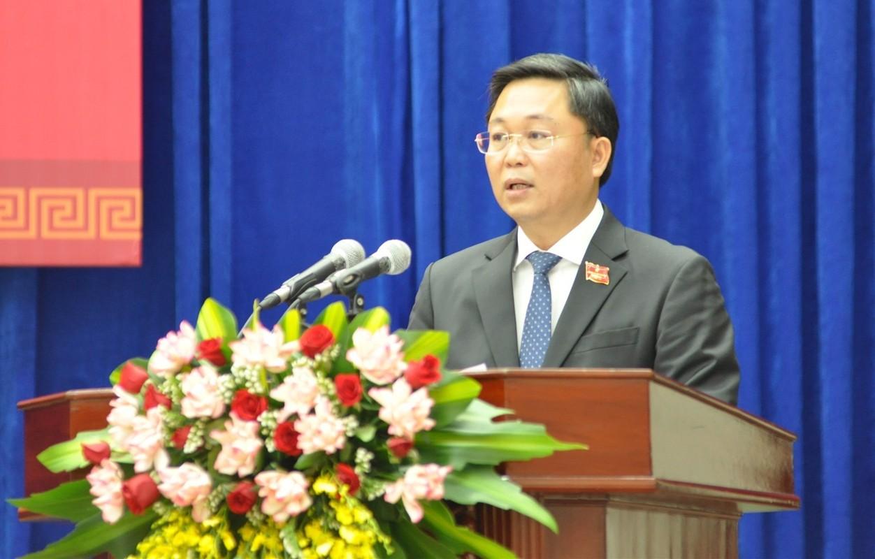 Ong Le Tri Thanh tai dac cu Chu tich UBND tinh Quang Nam-Hinh-2