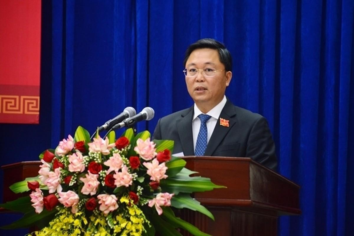 Ong Le Tri Thanh tai dac cu Chu tich UBND tinh Quang Nam-Hinh-7