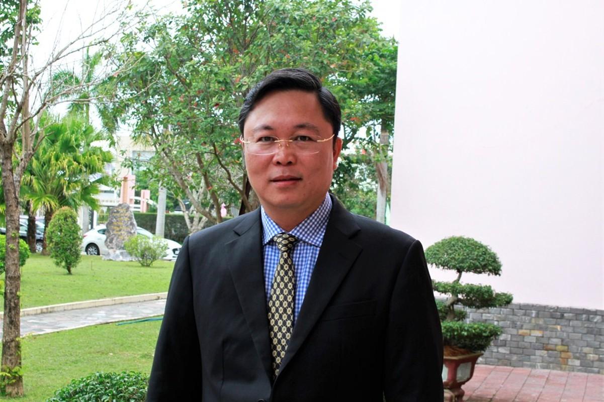 Ong Le Tri Thanh tai dac cu Chu tich UBND tinh Quang Nam-Hinh-8