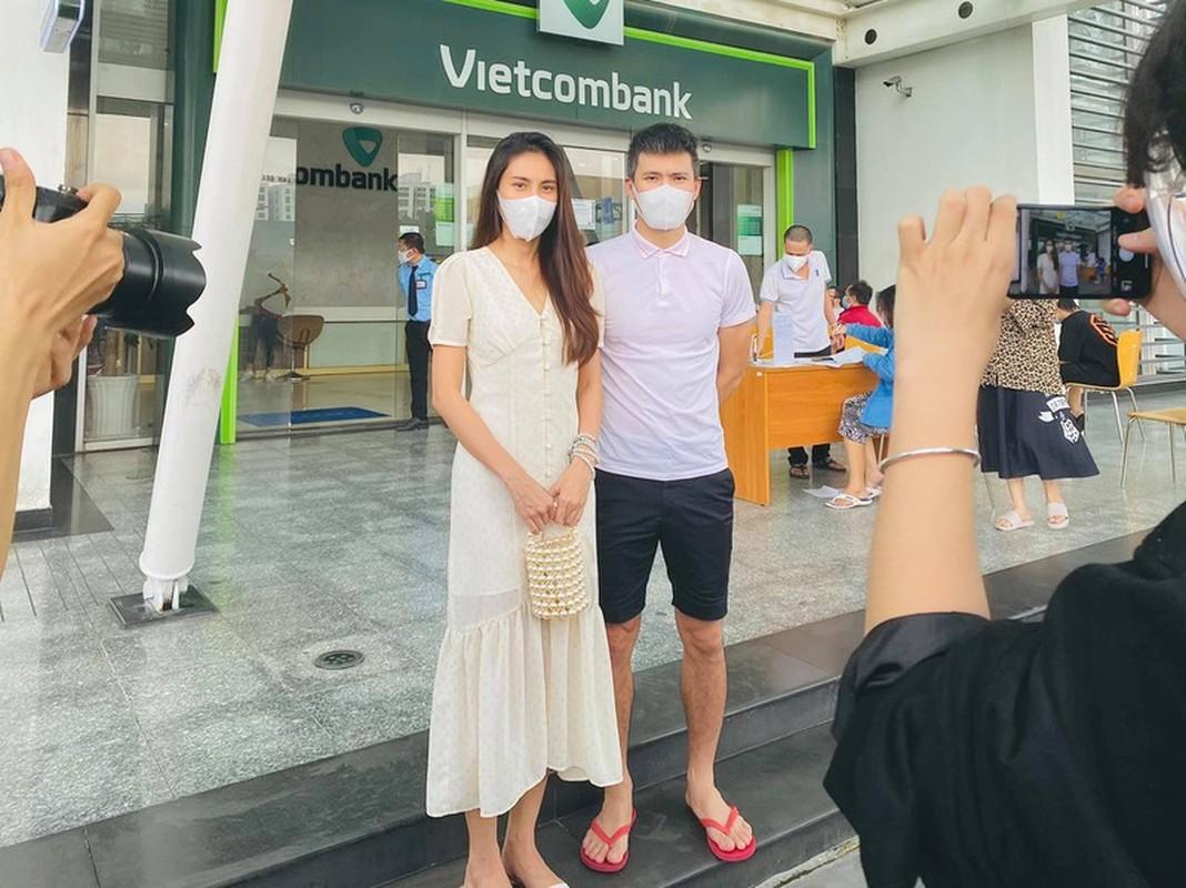 Thuy Tien, Cong Vinh cong khai sao ke, kien nguoi vu khong… du co so?