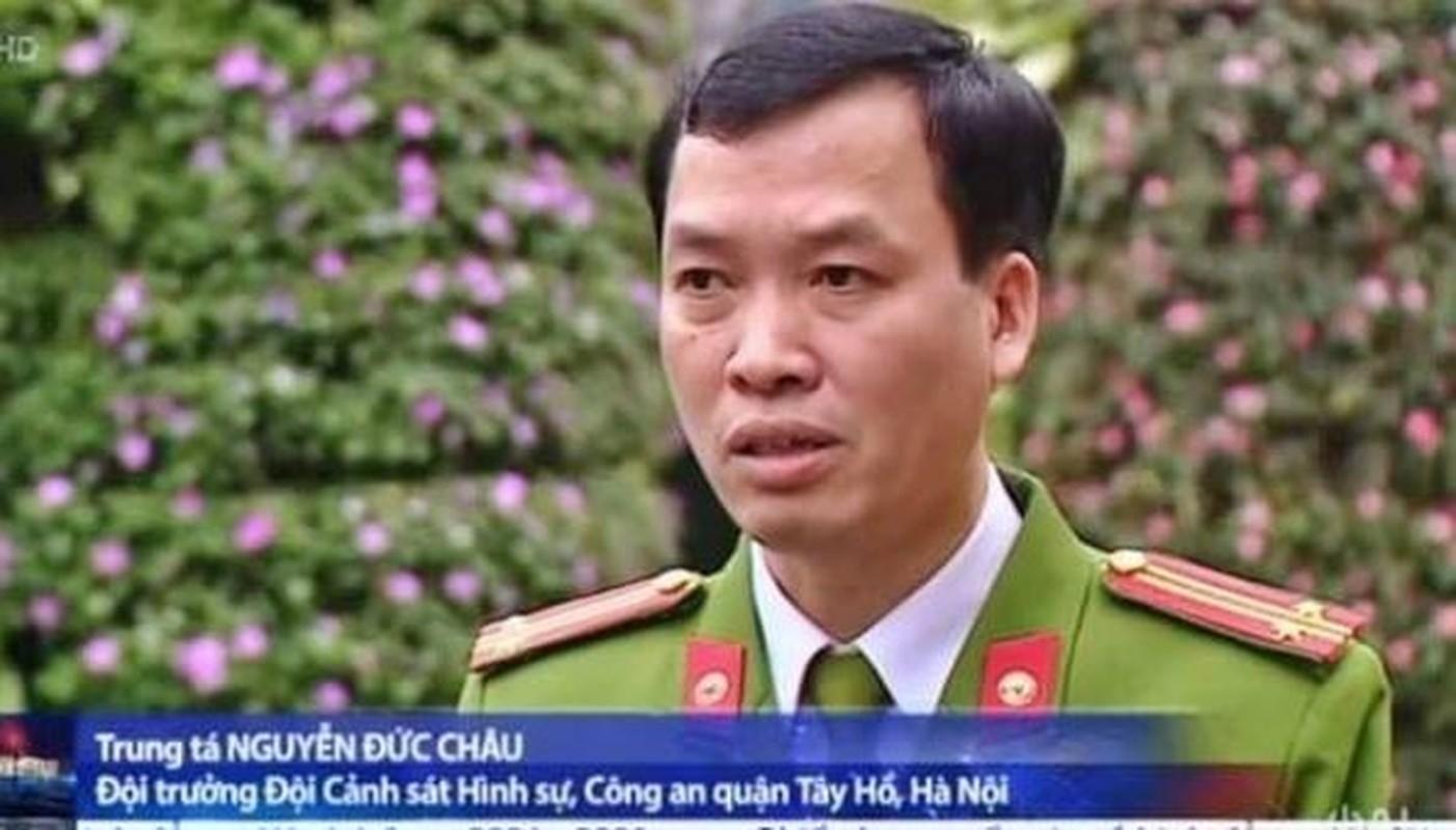 Cung voi Phung Anh Le, cuu can bo Cong an quan Tay Ho nao bi bat giam?-Hinh-2