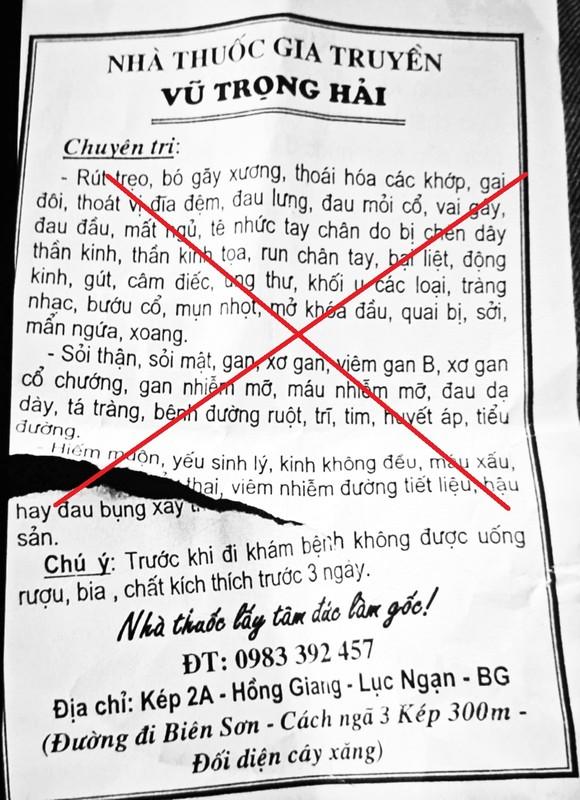 """Thay lang chua hiem muon """"quan he"""" voi nguoi benh: Diem mat nhung ga bien thai-Hinh-4"""