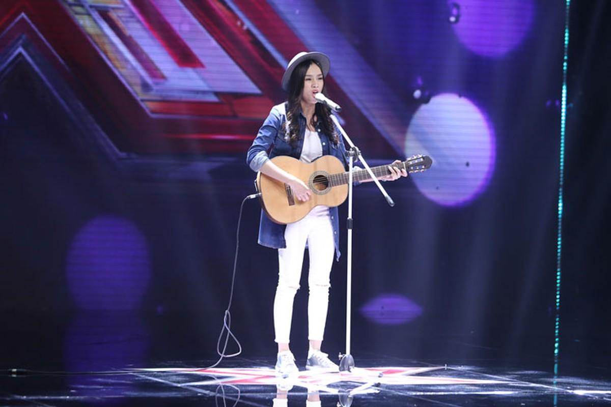 Co gai khoe giong thach dau Thanh Lam gay sot The X Factor-Hinh-5