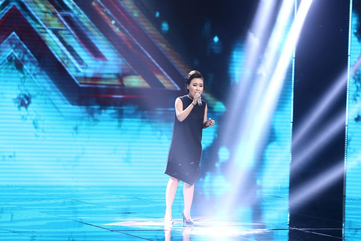 Co gai khoe giong thach dau Thanh Lam gay sot The X Factor