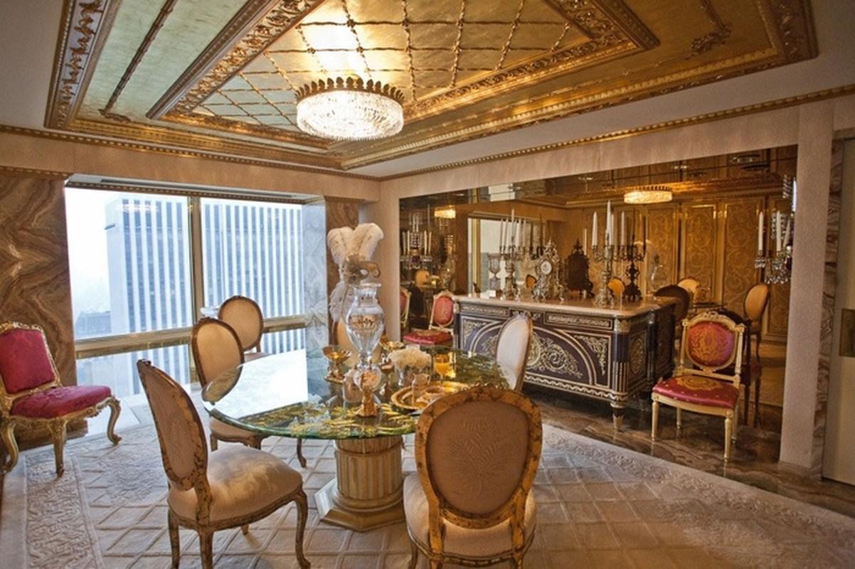 Chiem nguong penthouse dat vang cua Tong thong Donald Trump-Hinh-4