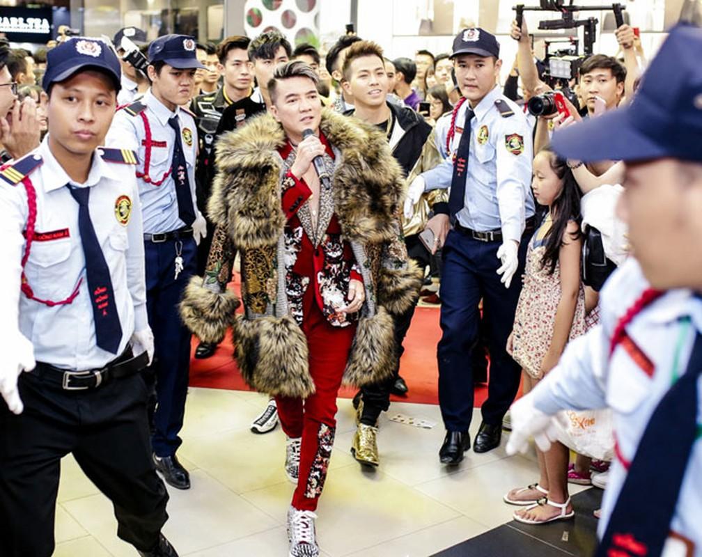 Le Quyen, Ho Ngoc Ha ngo lo nhau trong su kien cua Mr. Dam-Hinh-10