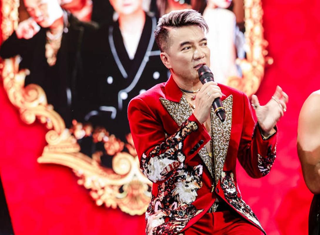 Le Quyen, Ho Ngoc Ha ngo lo nhau trong su kien cua Mr. Dam-Hinh-11