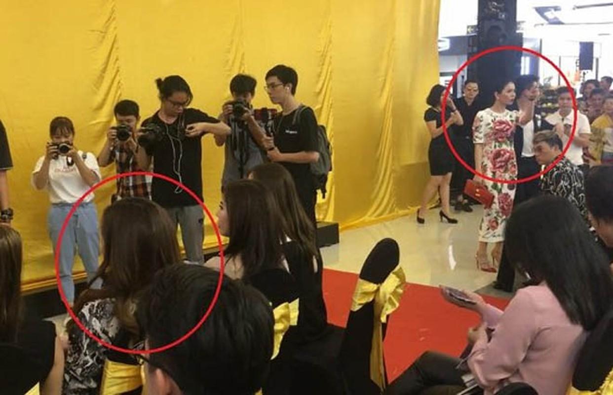 Le Quyen, Ho Ngoc Ha ngo lo nhau trong su kien cua Mr. Dam-Hinh-3
