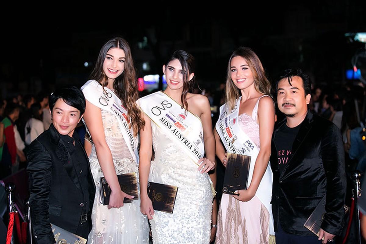 Khong chi Tran Tieu Vy, Do My Linh cung xinh ngut troi trong chung ket-Hinh-12