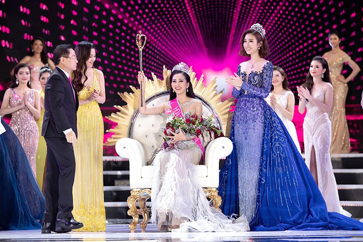 Khong chi Tran Tieu Vy, Do My Linh cung xinh ngut troi trong chung ket-Hinh-4