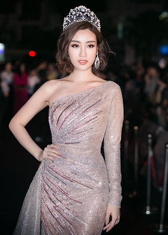 Khong chi Tran Tieu Vy, Do My Linh cung xinh ngut troi trong chung ket-Hinh-5