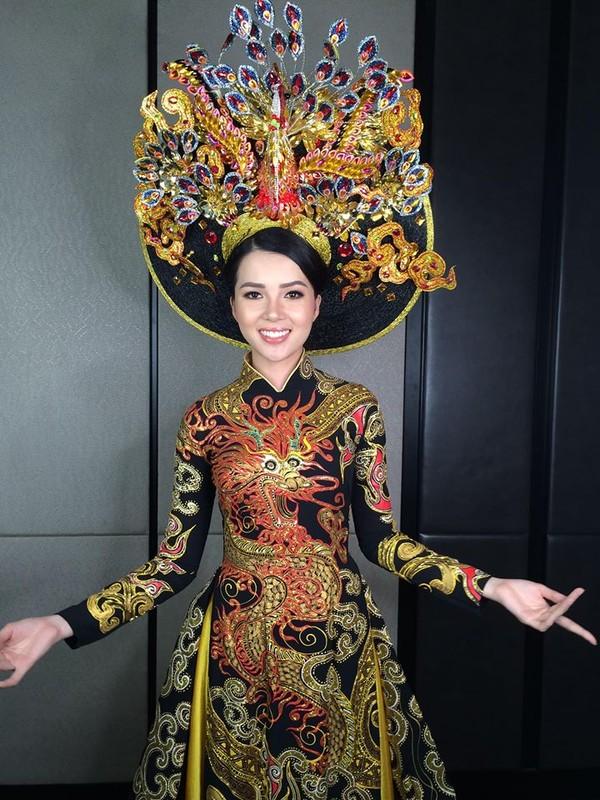 Can trang phuc giup Thuy Vi doat giai tai Miss Asia Pacific International