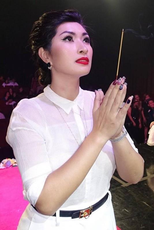 Thanh Thao va dan sao Viet dang huong gio To nghe o My-Hinh-11