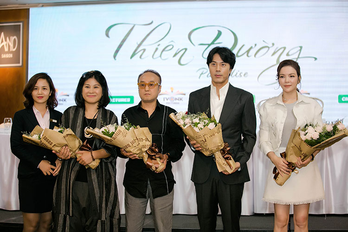 Ly Nha Ky bat mi ve Han Jae Suk khi dong chung phim-Hinh-2
