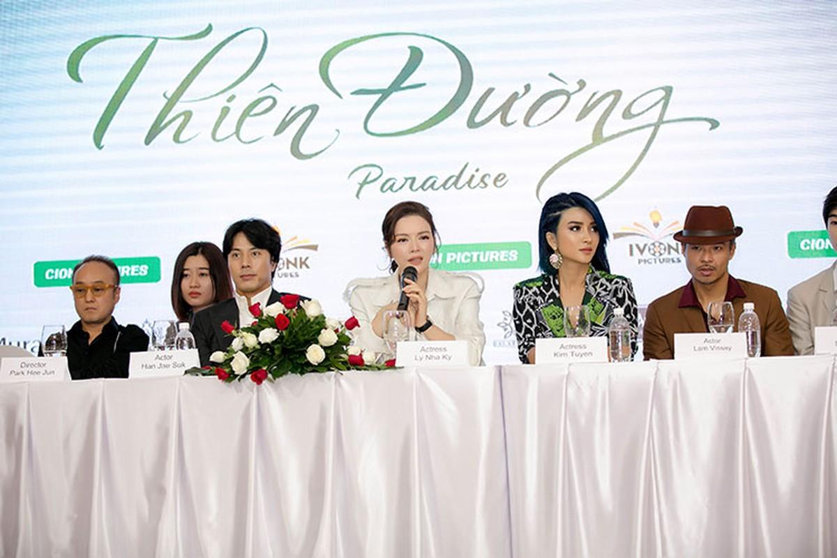 Ly Nha Ky bat mi ve Han Jae Suk khi dong chung phim-Hinh-5