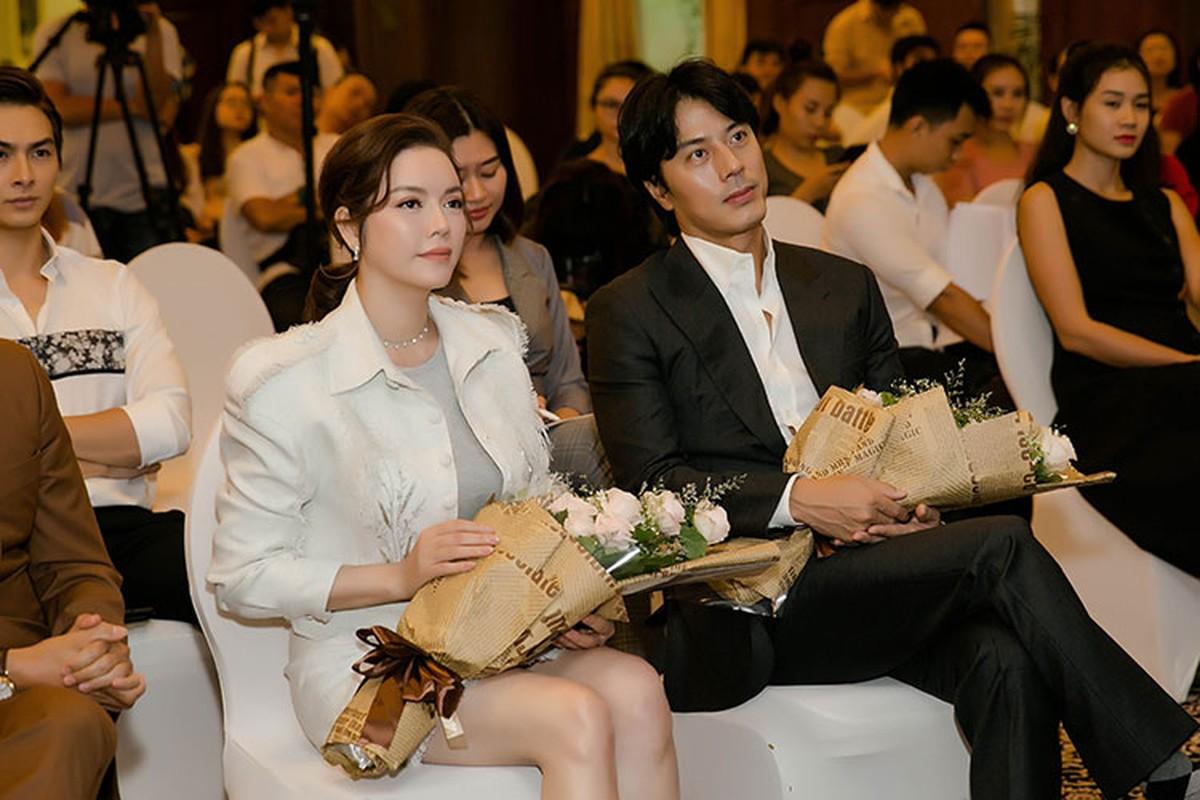 Ly Nha Ky bat mi ve Han Jae Suk khi dong chung phim