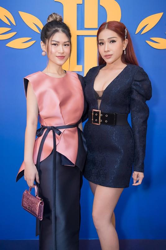 Ngoc Thanh Tam, Thanh Truc do ve quyen ru o su kien-Hinh-9