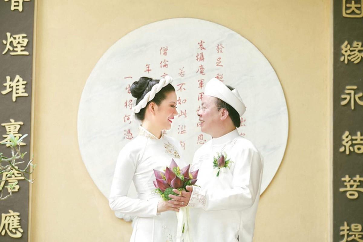 Anh dep le Hang Thuan cua Dinh Hien Anh va chong Thu truong-Hinh-4