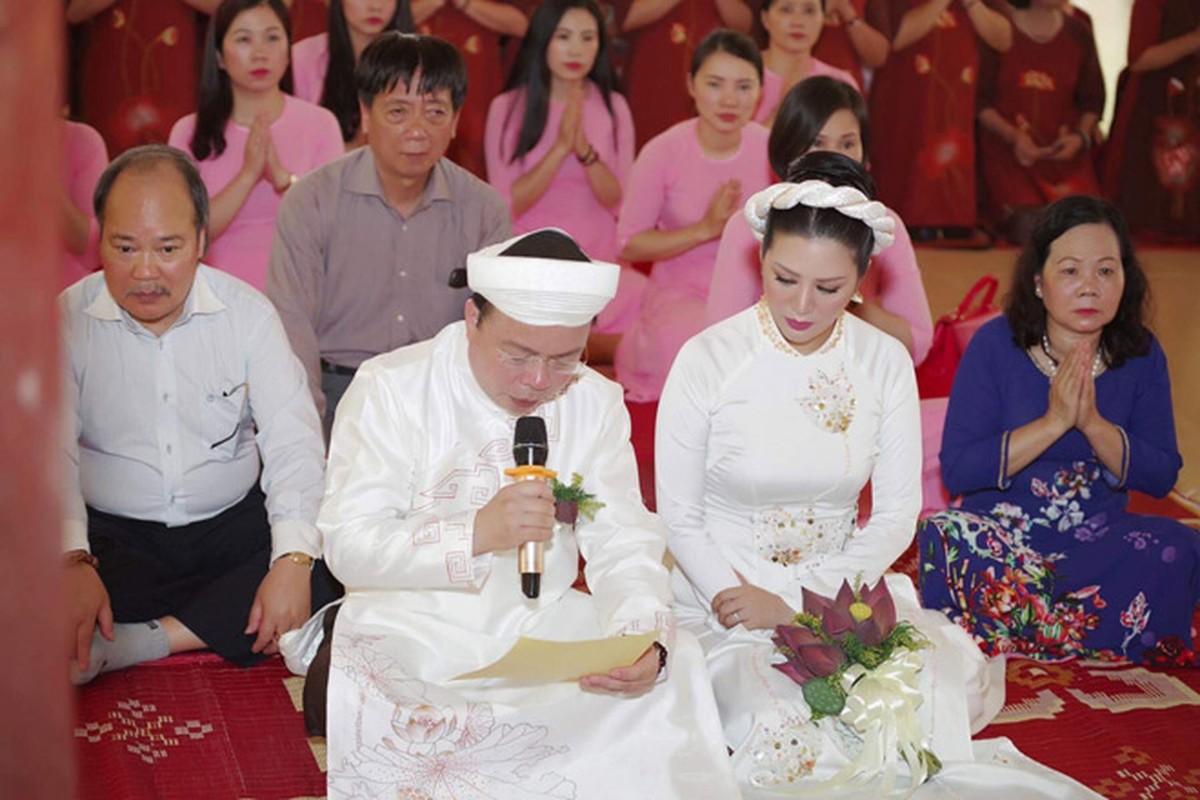 Anh dep le Hang Thuan cua Dinh Hien Anh va chong Thu truong-Hinh-5