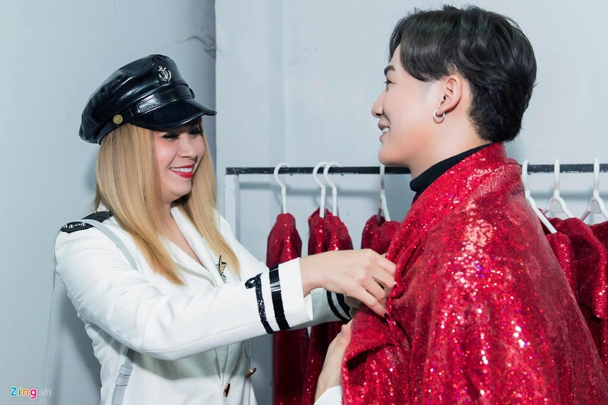 Huong Giang Idol lam huan luyen vien The Voice Kids bat chap tranh cai-Hinh-4