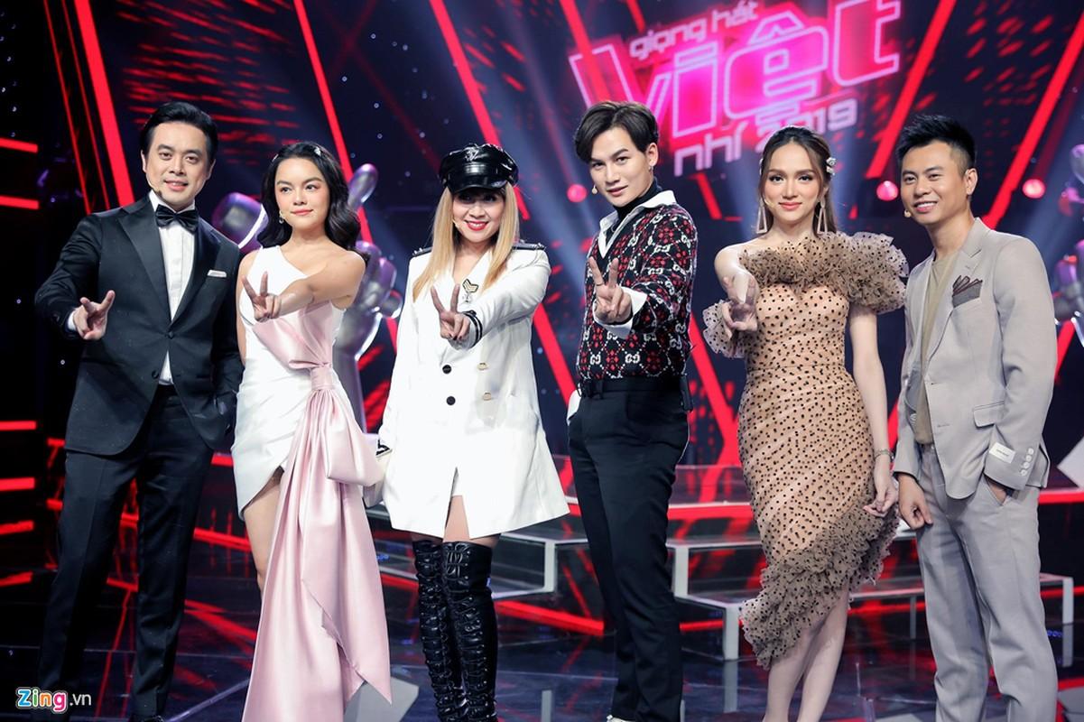 Huong Giang Idol lam huan luyen vien The Voice Kids bat chap tranh cai