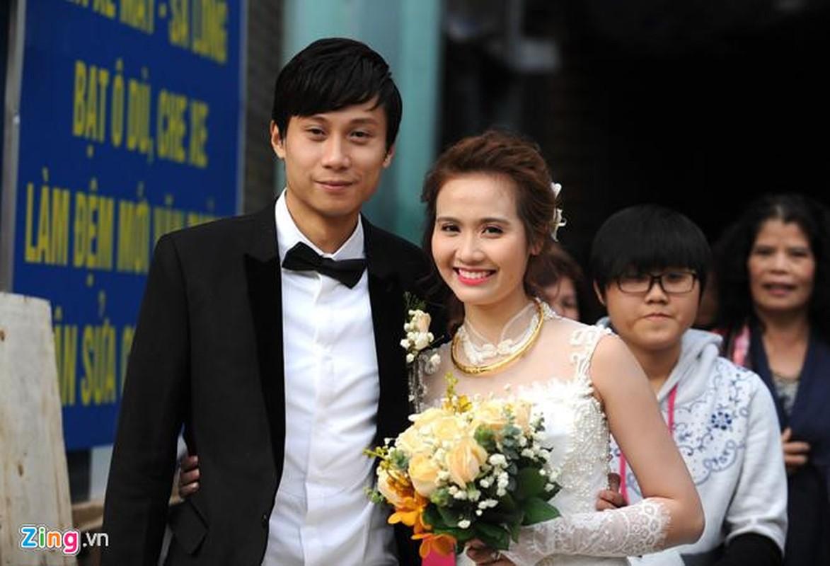 Vo chong Huyen Lizzie ngot ngao the nao truoc ly hon?-Hinh-4