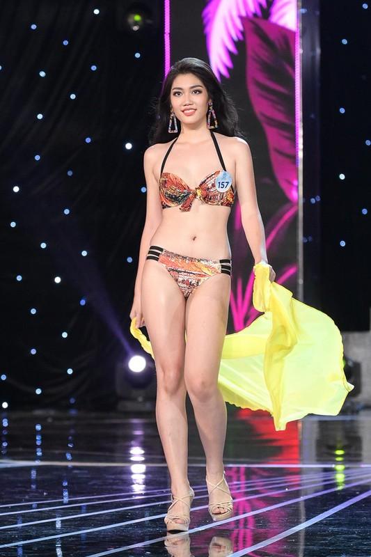 Thi sinh Miss World Viet Nam 2019 lo nhuoc diem khi dien ao tam-Hinh-12
