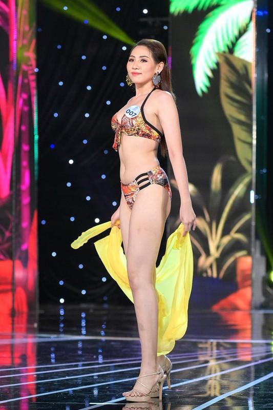 Thi sinh Miss World Viet Nam 2019 lo nhuoc diem khi dien ao tam-Hinh-16